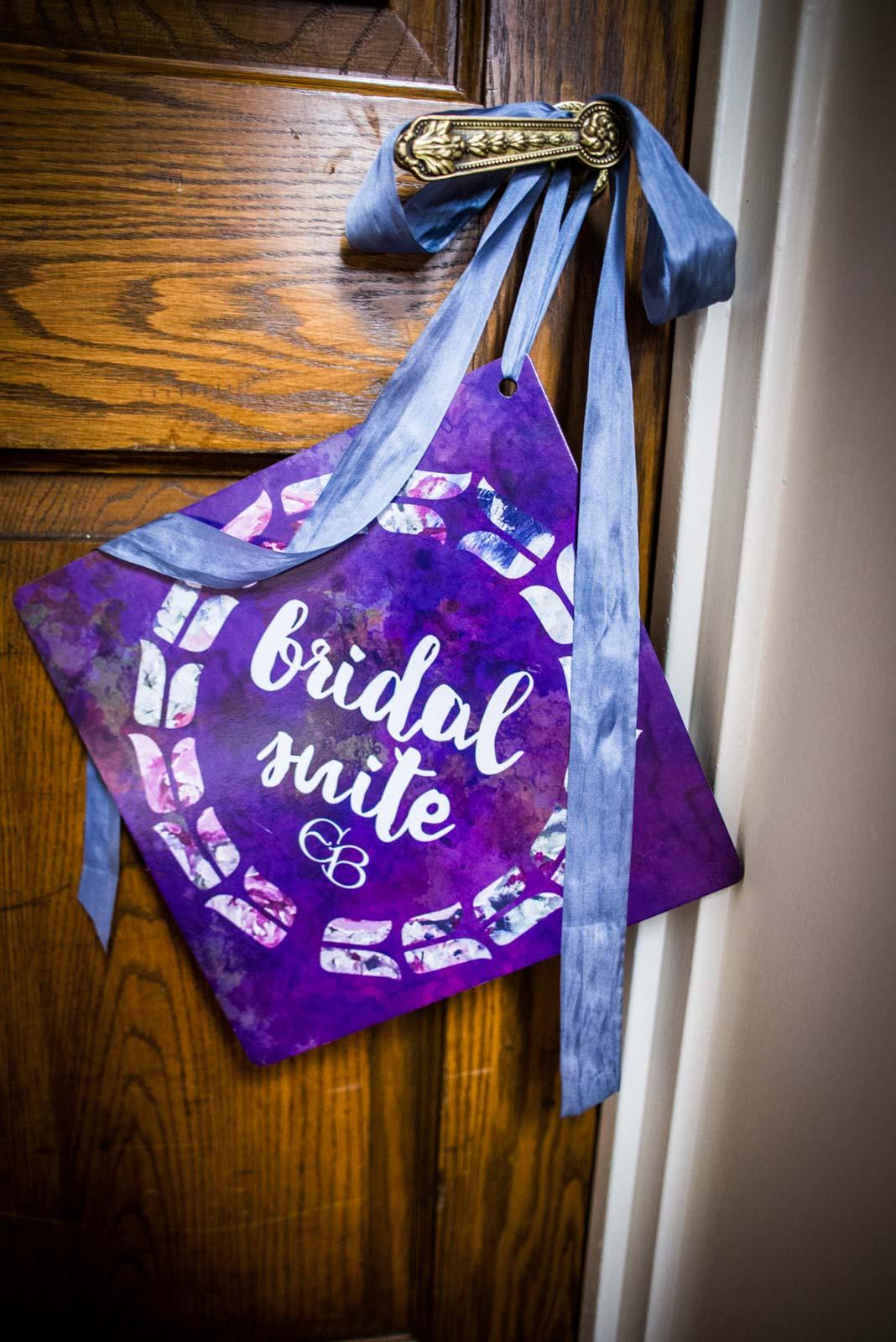 Bridal Night Sign