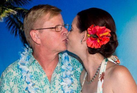 Amanda & Brandon  ~ Hawaiian Luau