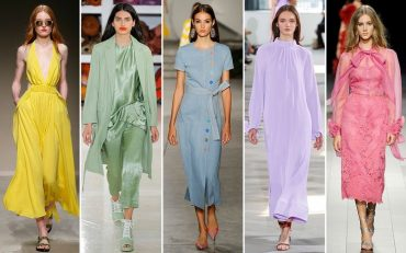 Spring Fashion Trends for 2018