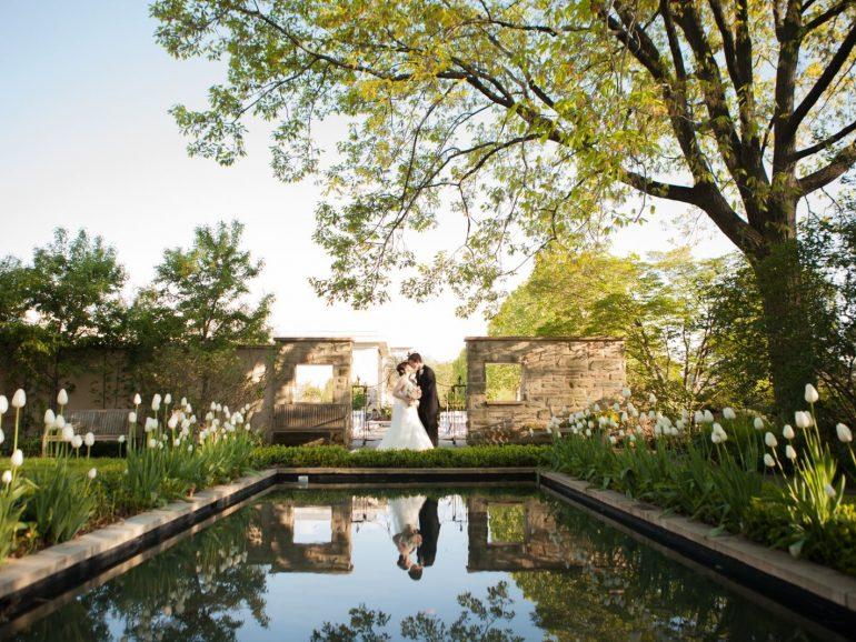 A Destination Wedding In Ohio
