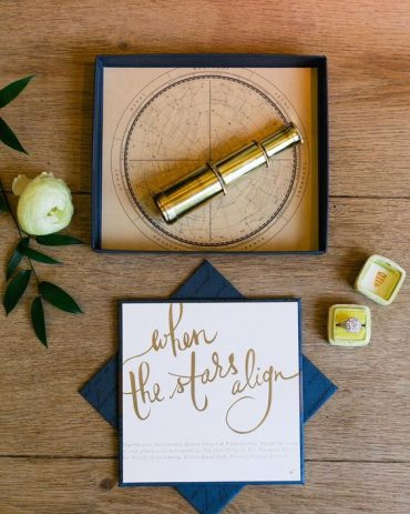 To Infinity & Beyond: Celestial Themed Wedding!