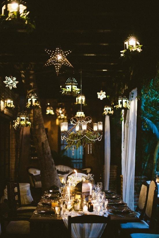 Infinity & Beyond: A Celestial Themed Wedding Reception