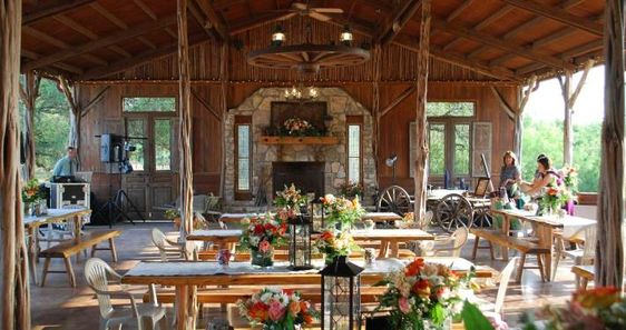 Tips to help bring your rehearsal dinner plans together: Gatehouse Pavilion at Old Glory Ranch