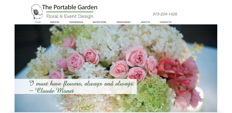 #GirlBoss: Betsy Karetnick;The Portable Garden: Floral & Event Design