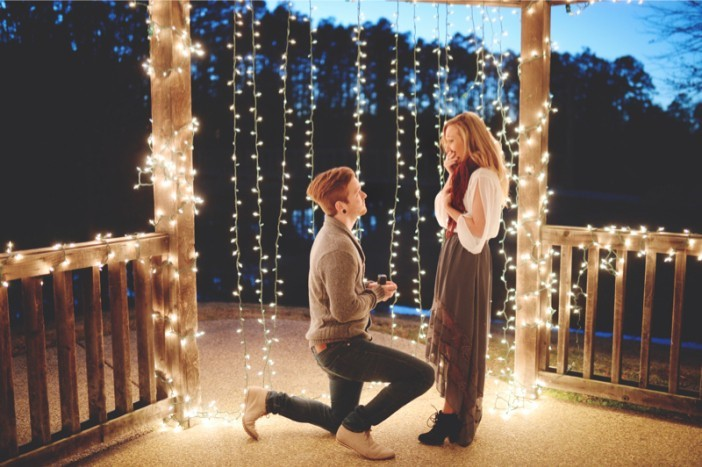 Holiday Proposals: Stephanie Parsley Photography